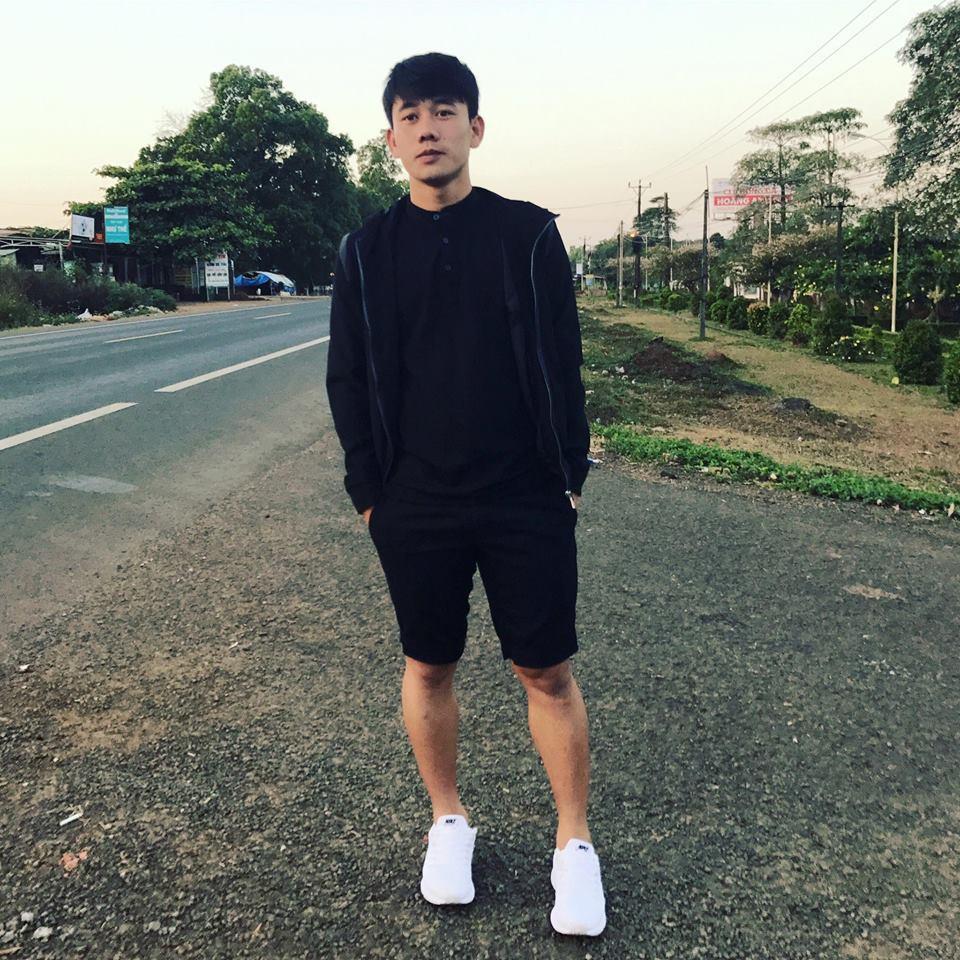 Profile đầy đủ của Minh Vương - chàng trai ghi bàn thắng duy nhất cho Olympic Việt Nam trước Hàn Quốc - Ảnh 5.