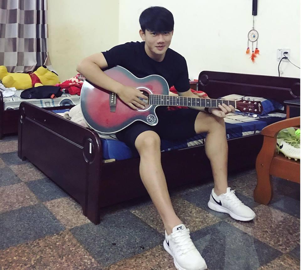 Profile đầy đủ của Minh Vương - chàng trai ghi bàn thắng duy nhất cho Olympic Việt Nam trước Hàn Quốc - Ảnh 4.