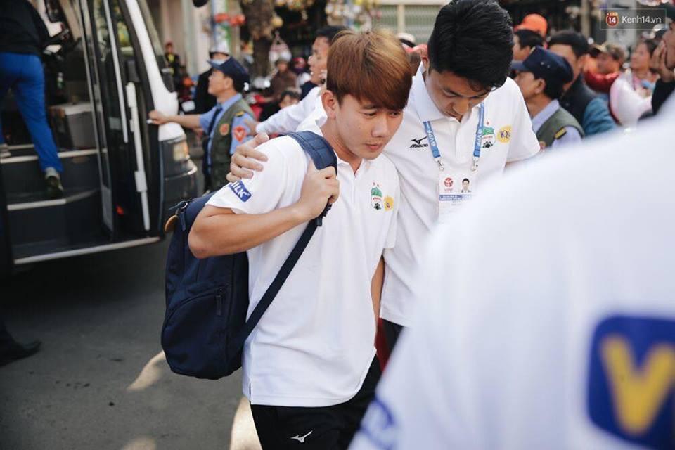 Profile đầy đủ của Minh Vương - chàng trai ghi bàn thắng duy nhất cho Olympic Việt Nam trước Hàn Quốc - Ảnh 2.