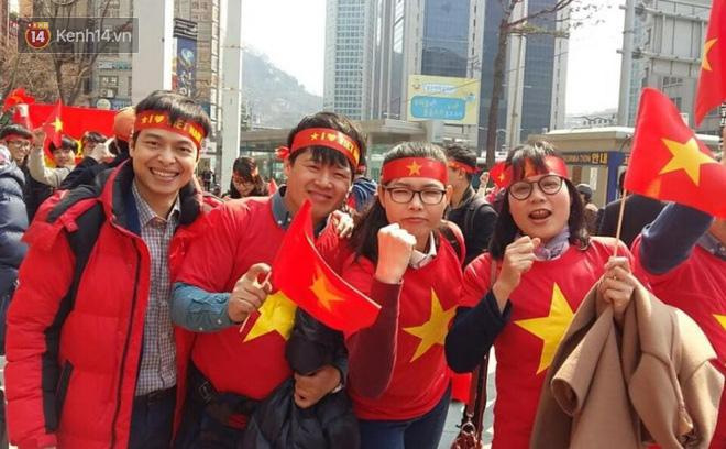 Người hâm mộ Việt Nam tại Hàn: Chúng ta thua nhưng đầy vẻ vang vì Hàn Quốc là một đội rất mạnh - Ảnh 7.