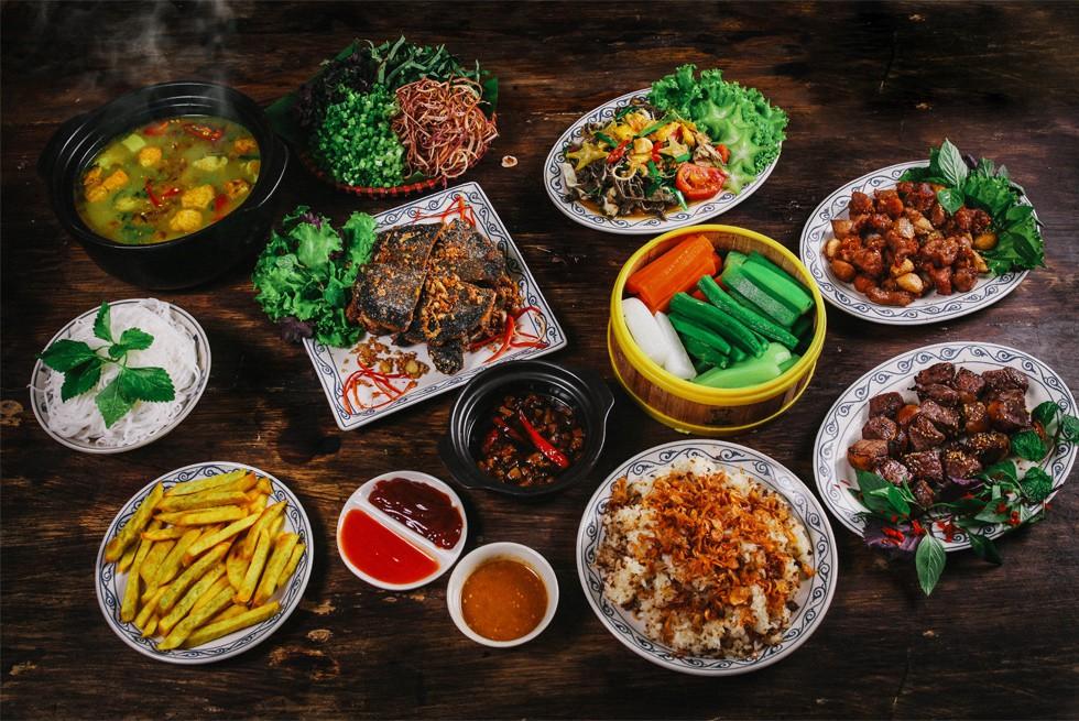 Đi tìm quán ăn vẫn giữ được cả một trời thương nhớ về Hà Nội xưa cũ - Ảnh 6.