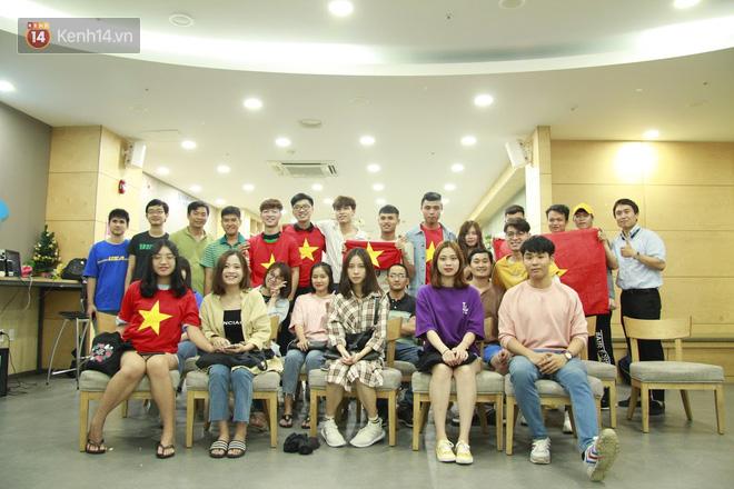 Người hâm mộ Việt Nam tại Hàn: Chúng ta thua nhưng đầy vẻ vang vì Hàn Quốc là một đội rất mạnh - Ảnh 5.