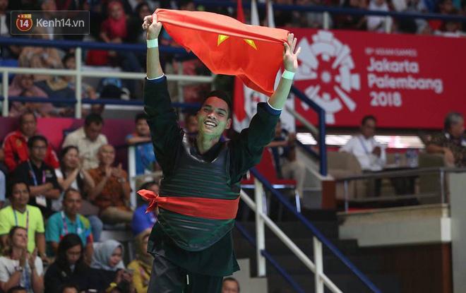 Việt Nam giành HC vàng thứ 4 tại ASIAD 2018