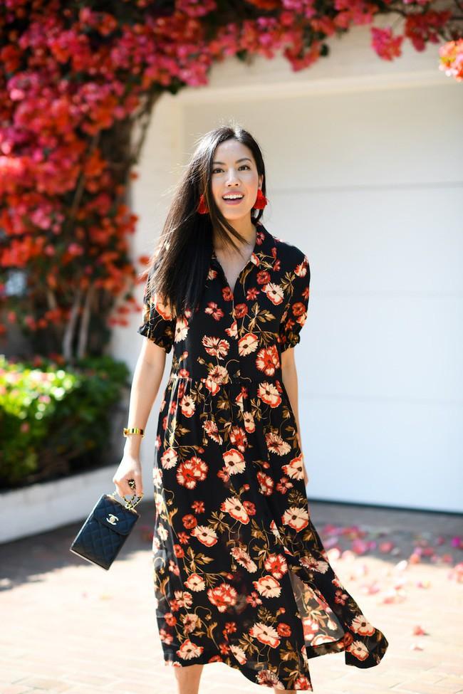 Trời chớm thu, loạt hot trend của mùa mới đều góp mặt trong street style tuần này của các quý cô châu Á - Ảnh 12.