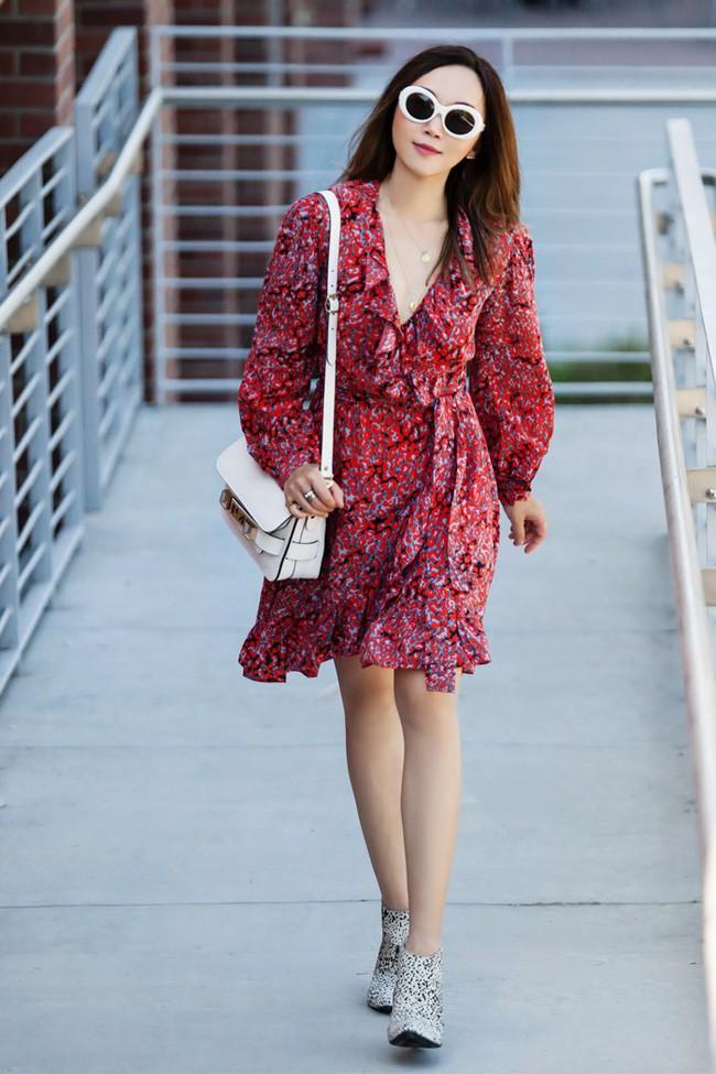 Trời chớm thu, loạt hot trend của mùa mới đều góp mặt trong street style tuần này của các quý cô châu Á - Ảnh 13.