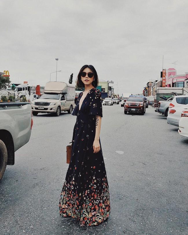 Trời chớm thu, loạt hot trend của mùa mới đều góp mặt trong street style tuần này của các quý cô châu Á - Ảnh 5.