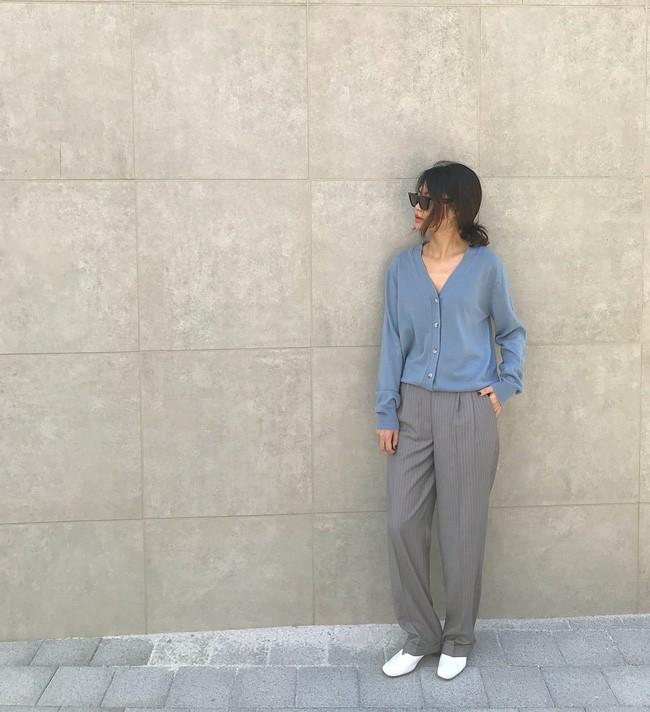 Trời chớm thu, loạt hot trend của mùa mới đều góp mặt trong street style tuần này của các quý cô châu Á - Ảnh 9.