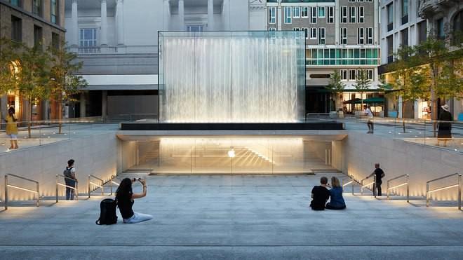Cùng dạo qua 9 cửa hàng Apple hoành tráng nhất trên thế giới - Ảnh 1.