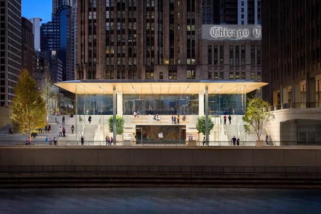 Cùng dạo qua 9 cửa hàng Apple hoành tráng nhất trên thế giới - Ảnh 2.