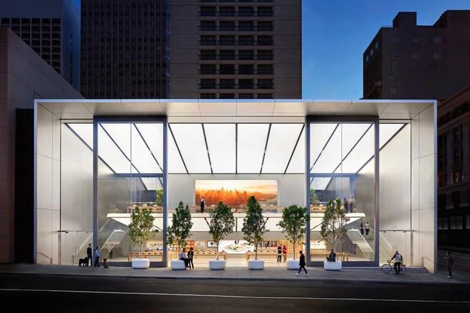 Cùng dạo qua 9 cửa hàng Apple hoành tráng nhất trên thế giới - Ảnh 4.