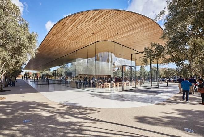 Cùng dạo qua 9 cửa hàng Apple hoành tráng nhất trên thế giới - Ảnh 9.