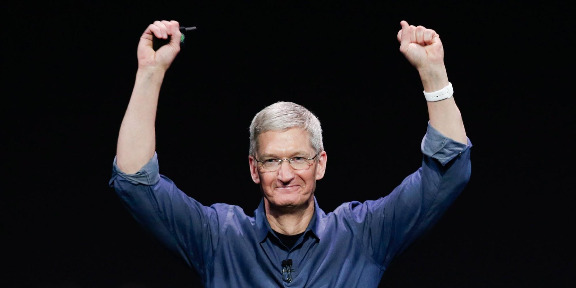 13 cột mốc ấn tượng của Apple trong hành trình trở thành công ty công nghệ nghìn tỉ đô đầu tiên trên thế giới - Ảnh 15.