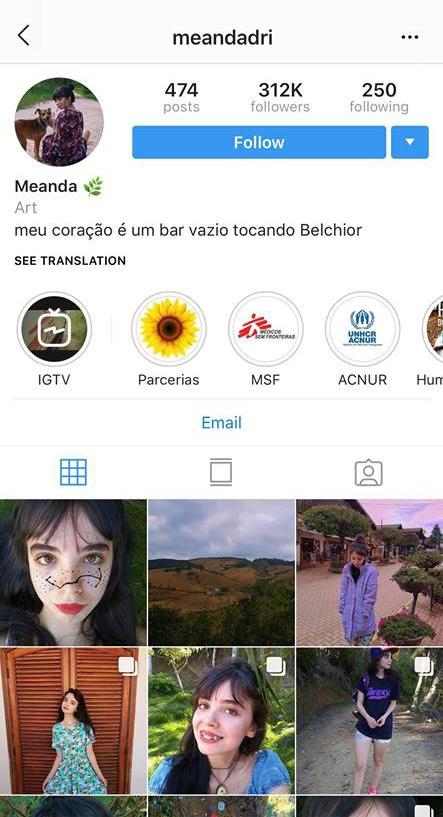 Hot Instagramer người Brazil bất ngờ phát hiện mặt mình được in đầy trên áo phông bán tại Việt Nam và Trung Quốc - Ảnh 4.