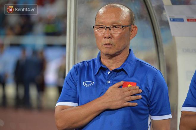 HLV Park Hang Seo: Hàn Quốc cử hai người sang do thám U23 Việt Nam - Ảnh 1.