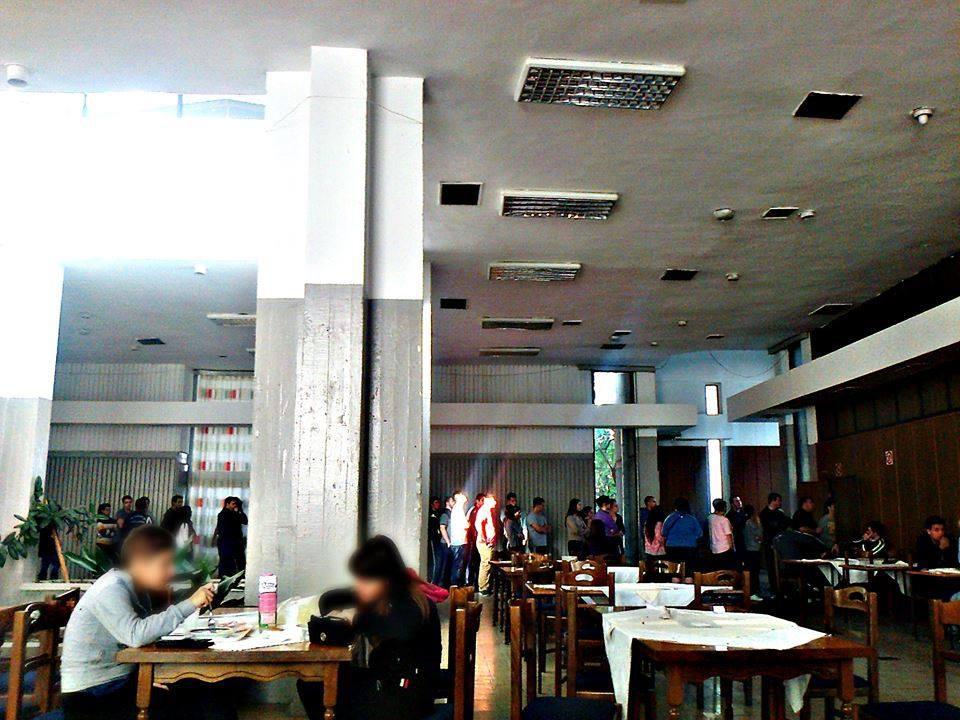 Những hình ảnh nhếch nhác đến rùng mình của ký túc xá sinh viên tại Macedonia - 1 quốc gia ở Châu Âu - Ảnh 13.