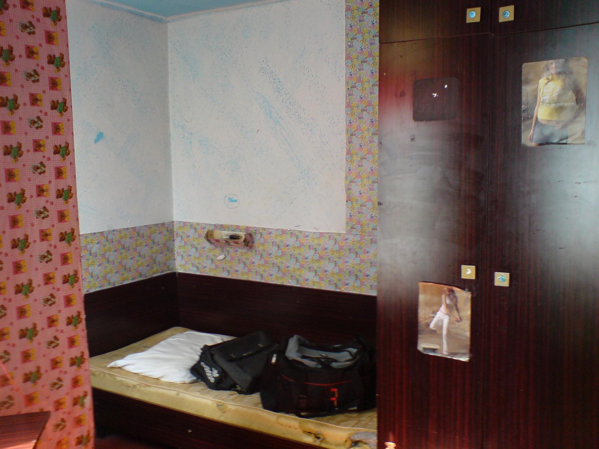 Những hình ảnh nhếch nhác đến rùng mình của ký túc xá sinh viên tại Macedonia - 1 quốc gia ở Châu Âu - Ảnh 3.