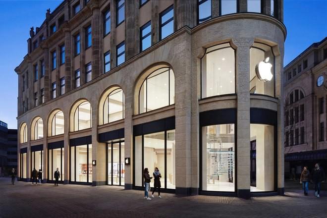 Cùng dạo qua 9 cửa hàng Apple hoành tráng nhất trên thế giới - Ảnh 5.