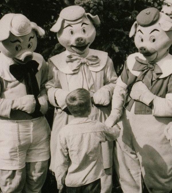 Những hình ảnh chứng minh ngày xưa Disneyland là chỗ để hù dọa trẻ con khóc thét chứ chẳng phải chốn thần tiên hạnh phúc gì - Ảnh 10.