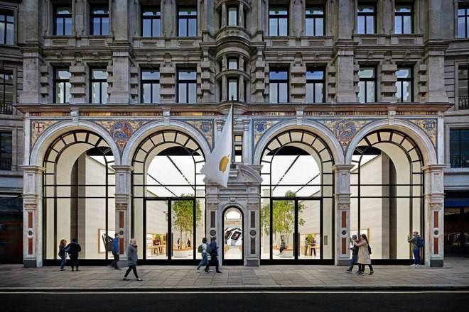 Cùng dạo qua 9 cửa hàng Apple hoành tráng nhất trên thế giới - Ảnh 7.