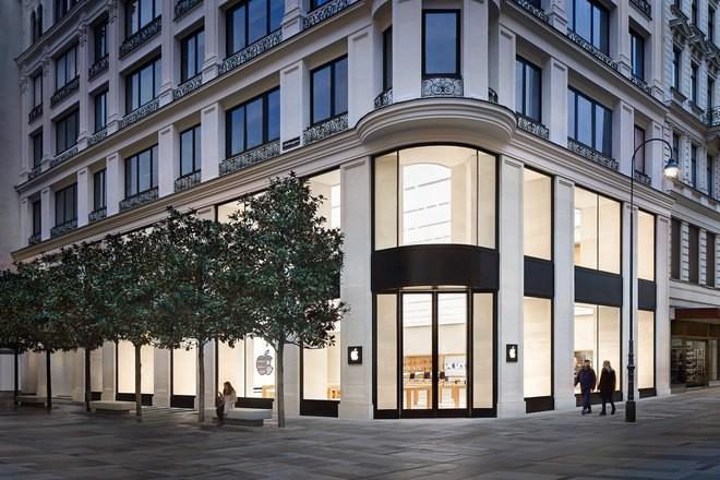 Cùng dạo qua 9 cửa hàng Apple hoành tráng nhất trên thế giới - Ảnh 8.
