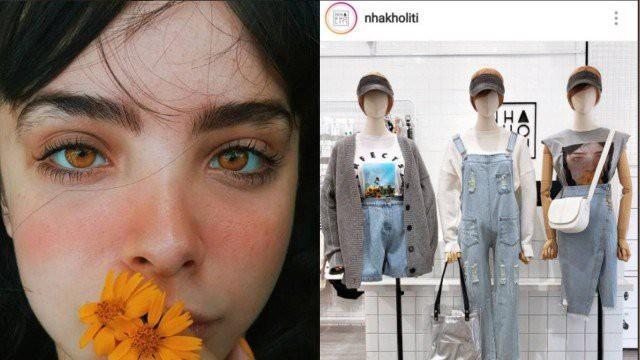 Hot Instagramer người Brazil bất ngờ phát hiện mặt mình được in đầy trên áo phông bán tại Việt Nam và Trung Quốc - Ảnh 1.