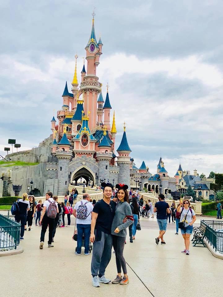 Trước đám cưới, Lan Khuê cùng John Tuấn Nguyễn hạnh phúc tận hưởng kỳ nghỉ bên nhau tại Pháp - Ảnh 1.