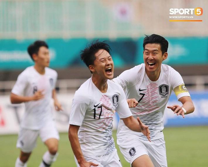 Tiết lộ điều Son Heung-min đã nói với toàn đội trước trận gặp Olympic Việt Nam - Ảnh 3.