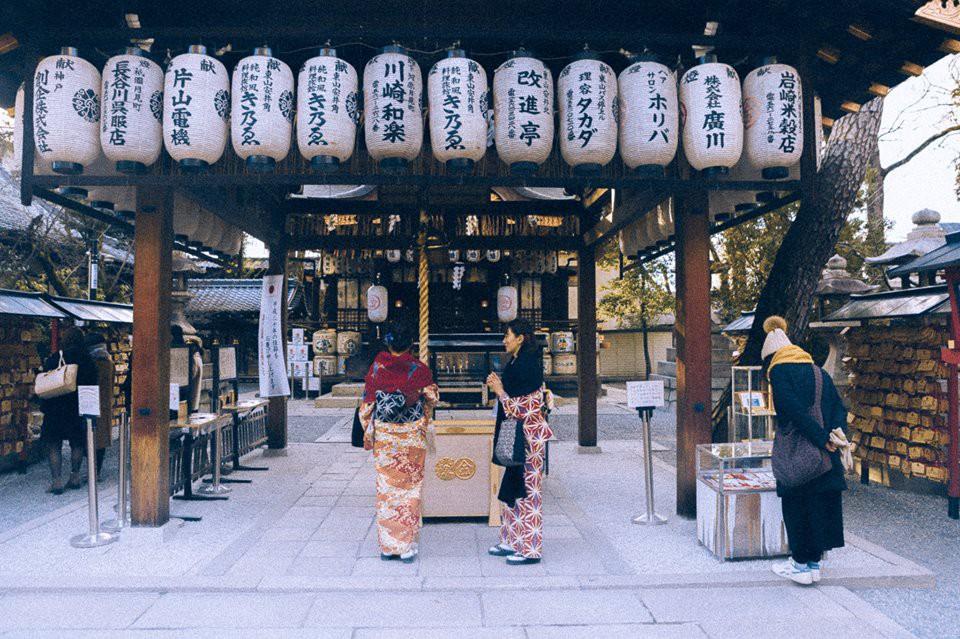 Bộ ảnh ở Kyoto này sẽ cho bạn thấy một Nhật Bản rất khác: Bình yên, dịu dàng và đẹp như những thước phim điện ảnh - Ảnh 15.