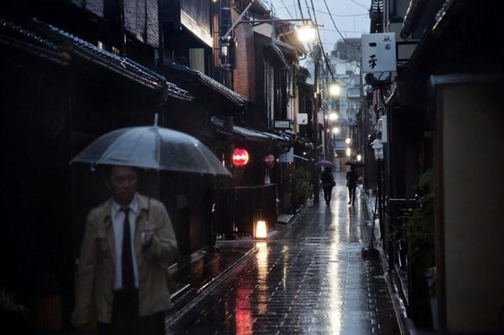 Bộ ảnh tuyệt đẹp về mưa của nhiếp ảnh gia người Pháp - Ảnh 14. Bộ ảnh nghệ thuật tuyệt đẹp về mưa của nhiếp ảnh gia người Pháp