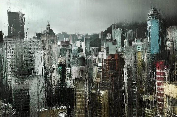Bộ ảnh tuyệt đẹp về mưa của nhiếp ảnh gia người Pháp - Ảnh 2. Bộ ảnh nghệ thuật tuyệt đẹp về mưa của nhiếp ảnh gia người Pháp