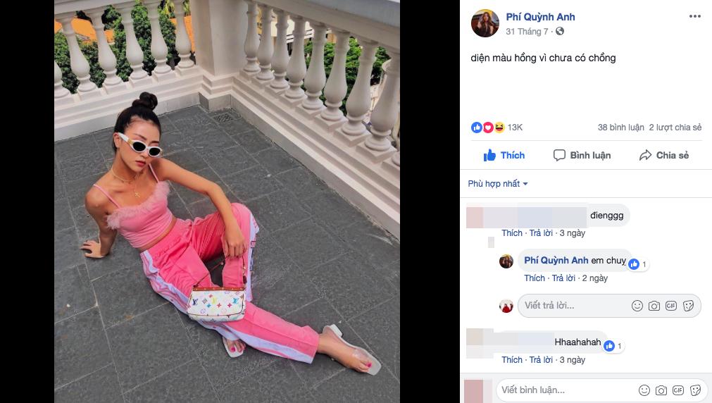 Quỳnh Anh Shyn đang chứng tỏ mình là đại dương muối mặn khi vừa mặc đồ dị, vừa caption siêu hay ho - Ảnh 2.