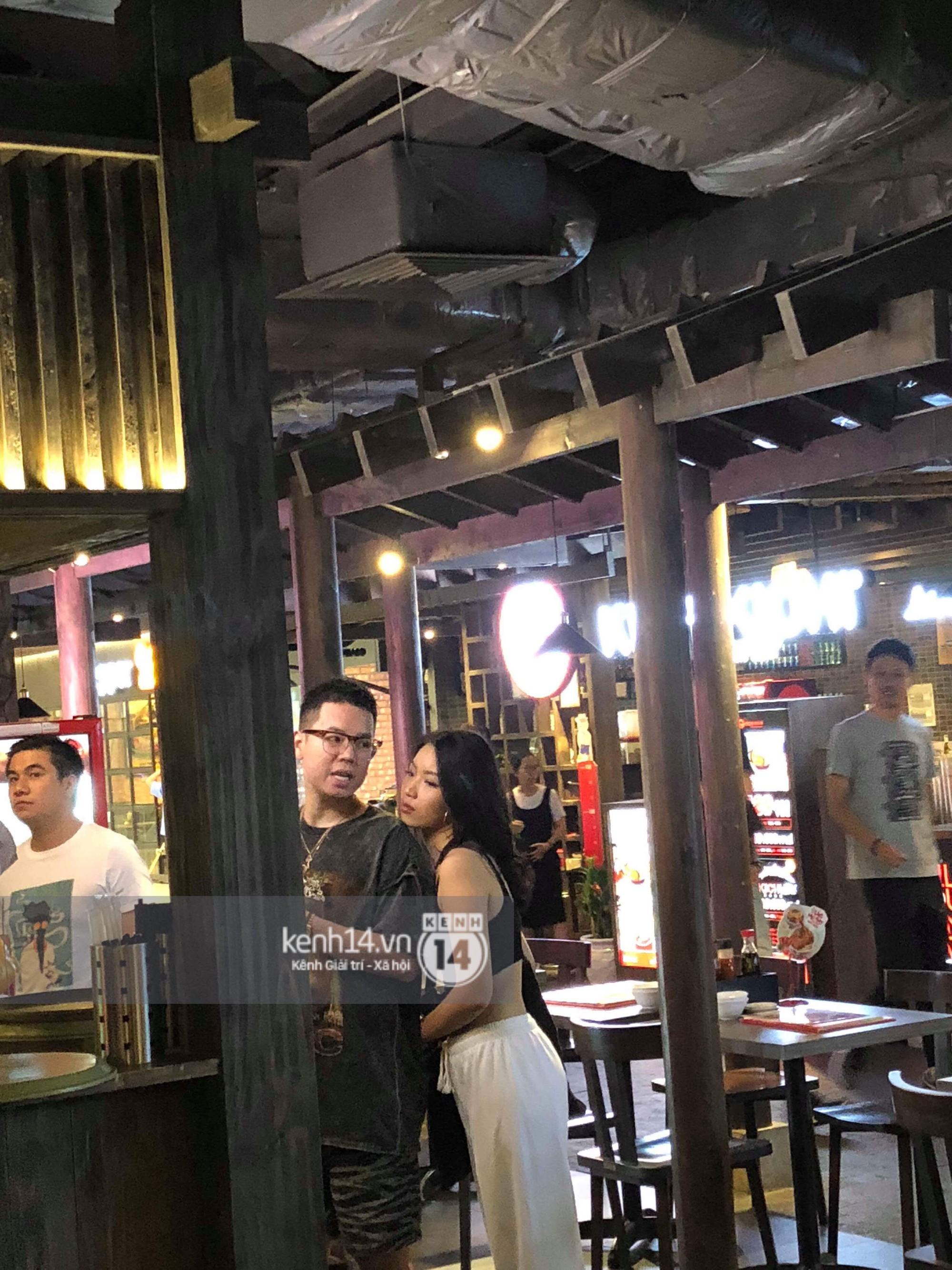 Độc quyền: Andree và bạn gái mới tay trong tay hẹn hò cực tình tứ ở Sài Gòn - Ảnh 1.