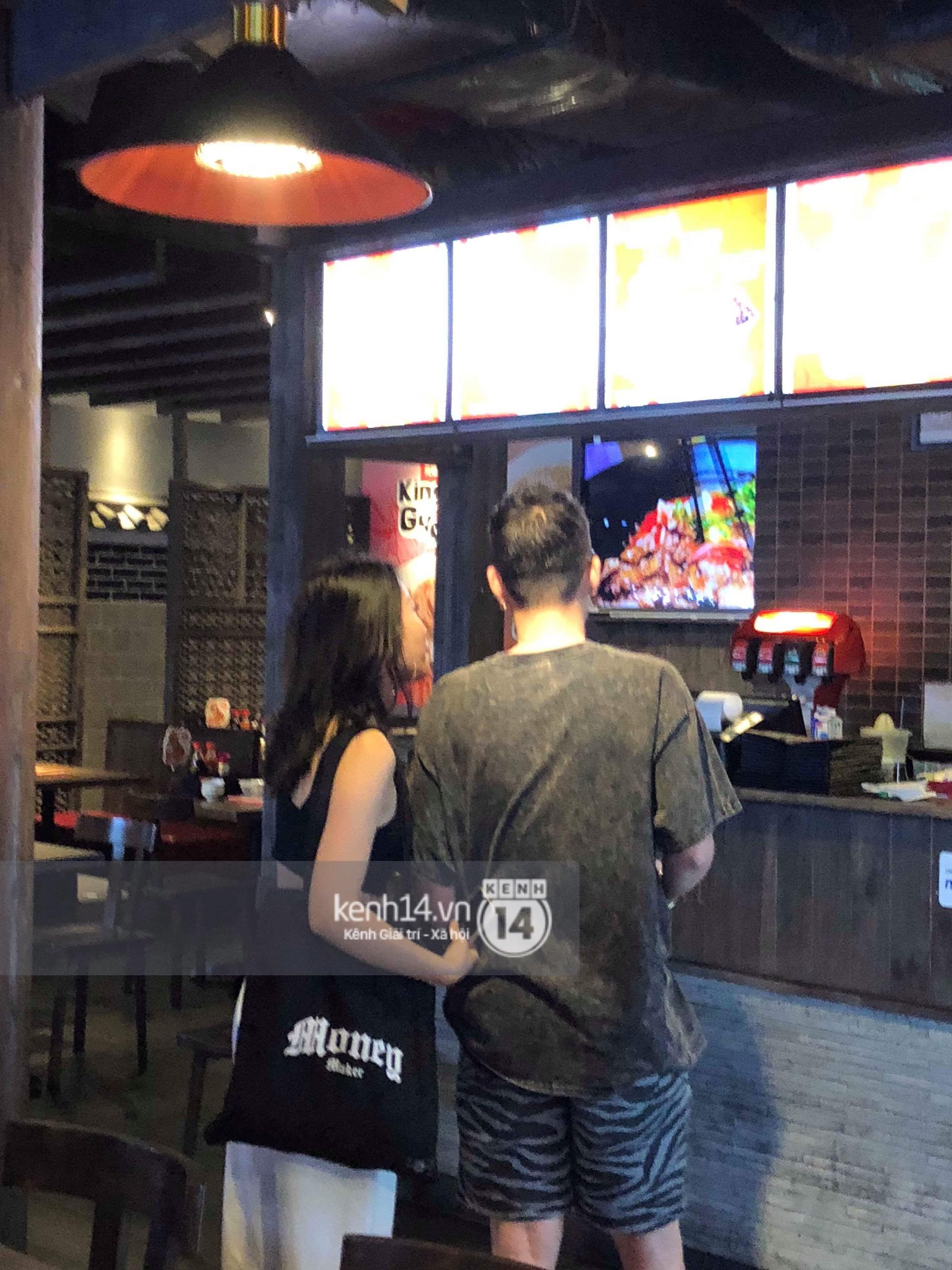 Độc quyền: Andree và bạn gái mới tay trong tay hẹn hò cực tình tứ ở Sài Gòn - Ảnh 6.