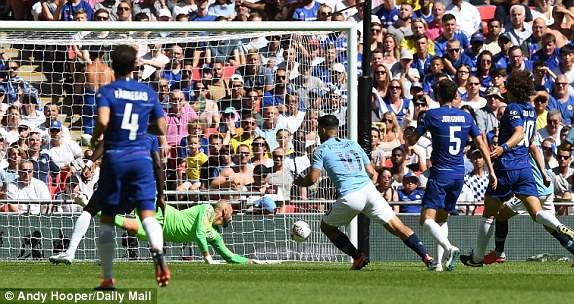 Man City giành Siêu Cúp Anh sau chiến thắng dễ dàng trước Chelsea - Ảnh 3.