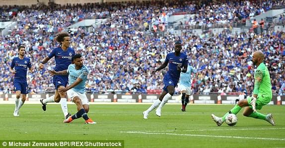 Man City giành Siêu Cúp Anh sau chiến thắng dễ dàng trước Chelsea - Ảnh 4.