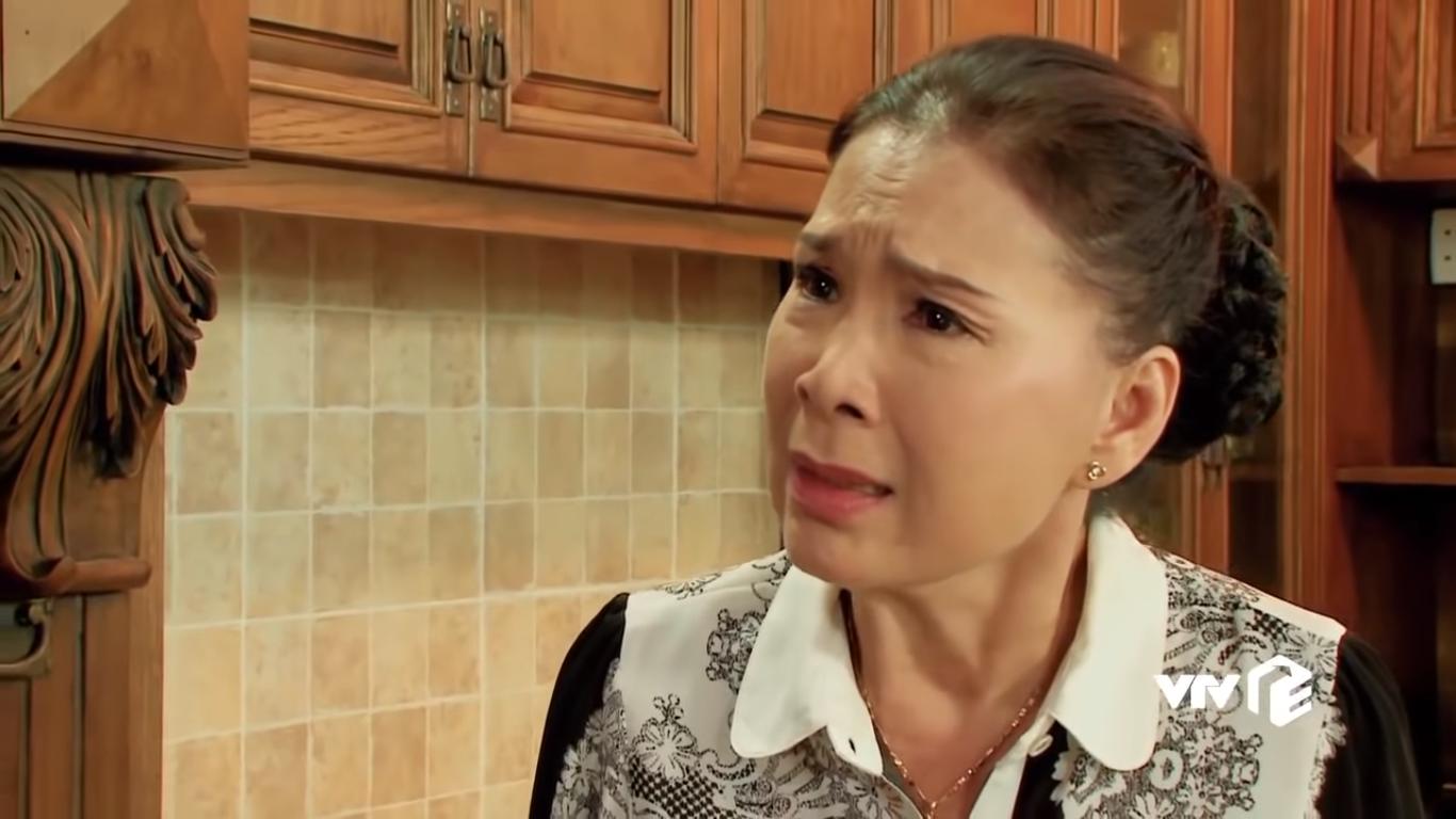 Bà Minh khiến con trai hồi tâm chuyển ý