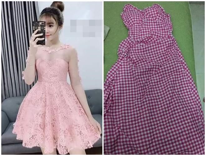 Mua online 2 chiếc váy công chúa rõ xinh, cô gái cay đắng nhận về 2 cái giẻ lau nhà khác xa hình minh họa - Ảnh 1.