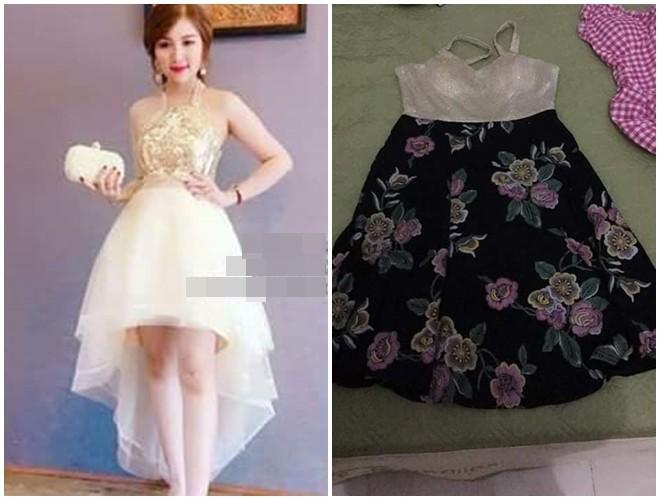 Mua online 2 chiếc váy công chúa rõ xinh, cô gái cay đắng nhận về 2 cái giẻ lau nhà khác xa hình minh họa - Ảnh 2.