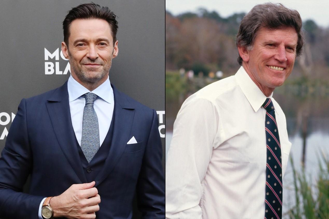 Hugh Jackman trong vai Thượng nghị sĩ Gary Hart.
