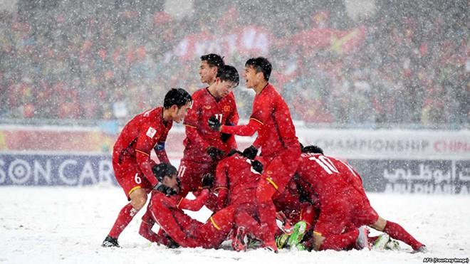 U23 Việt Nam - U23 Uzbekistan: Hoài niệm cơn bão tuyết ở Thường Châu - Ảnh 4.