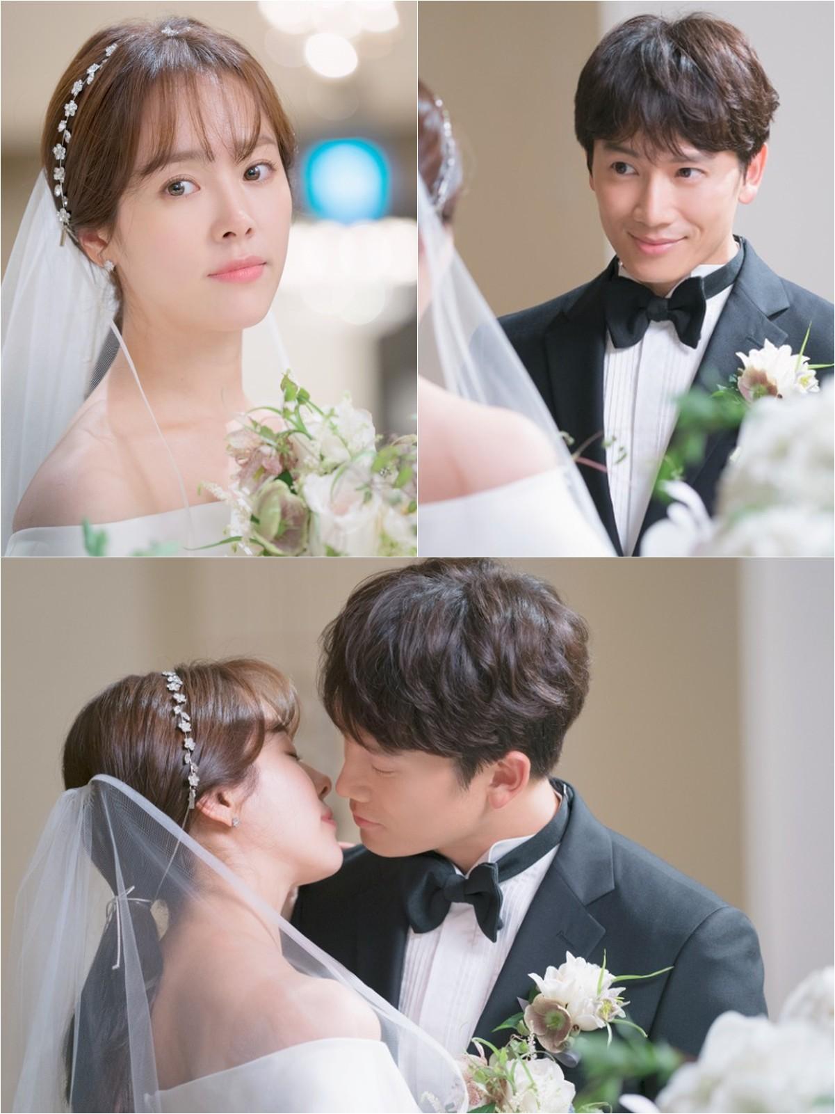 Phim Hàn Người Vợ Thân Quen: Khi bạn chán vợ một cái là được... đổi vợ mới luôn! - Ảnh 2.