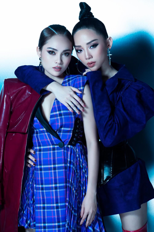 Top 3 Team Tóc Tiên cá tính, quyến rũ trong bộ hình ra mắt trước thềm vòng Chung kết Giọng hát Việt - Ảnh 7.