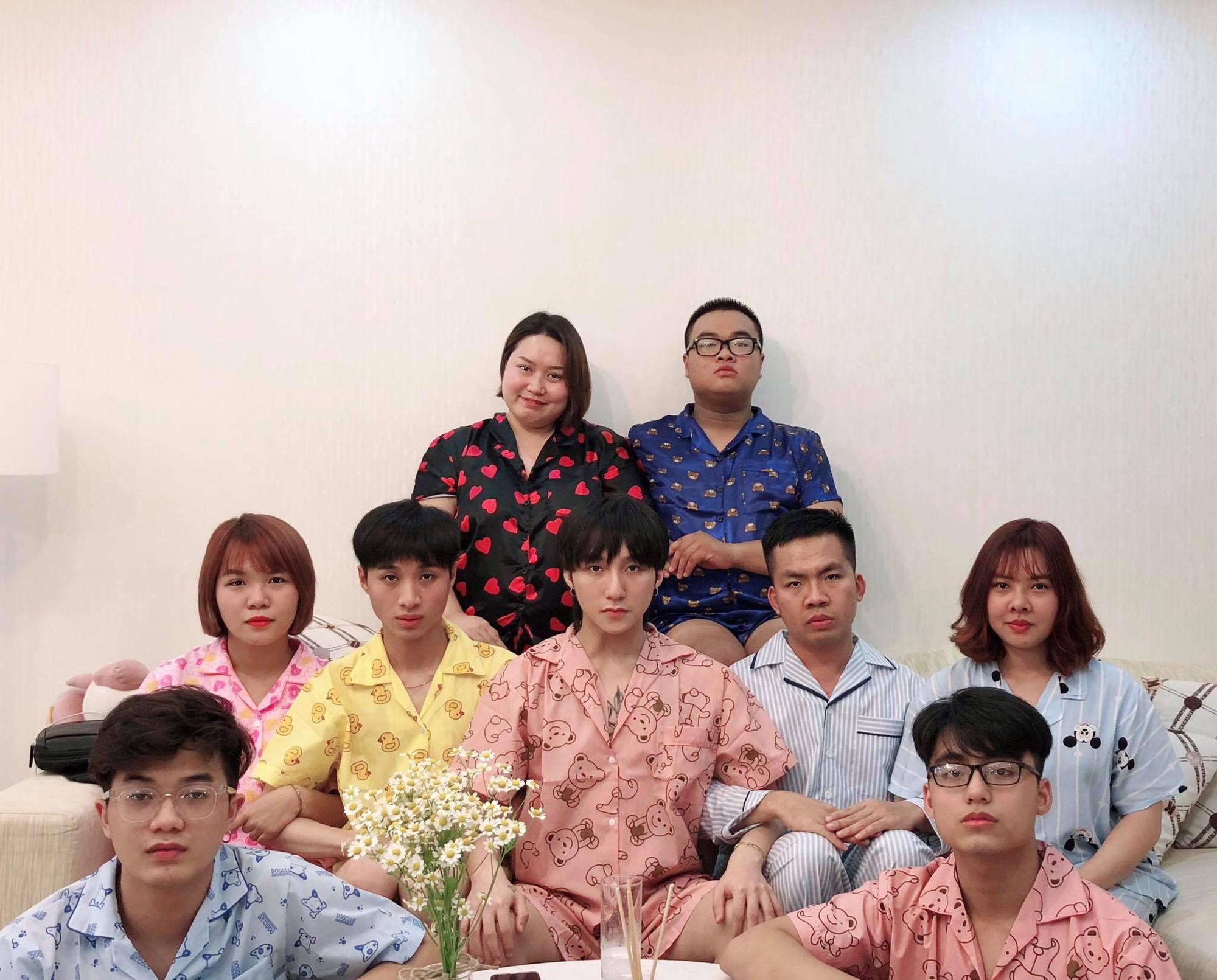 Xôn xao thông tin em trai hot boy của Sơn Tùng M-TP sắp nhập học Hutech - Ảnh 4.