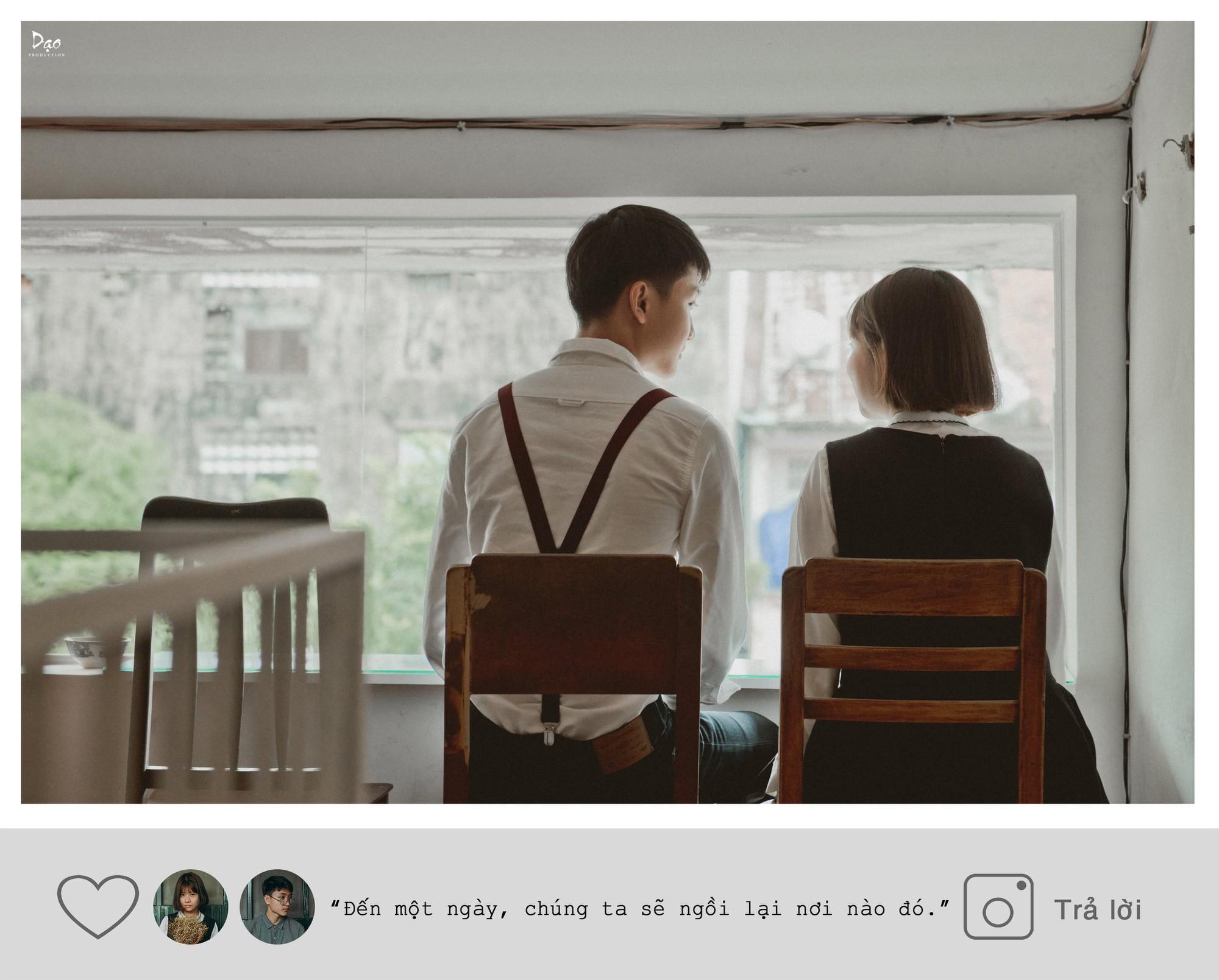Bộ ảnh mới toanh của cặp đôi trường Trưng Vương từng được mến mộ nhờ mối tình chị em cực dễ thương - Ảnh 10.