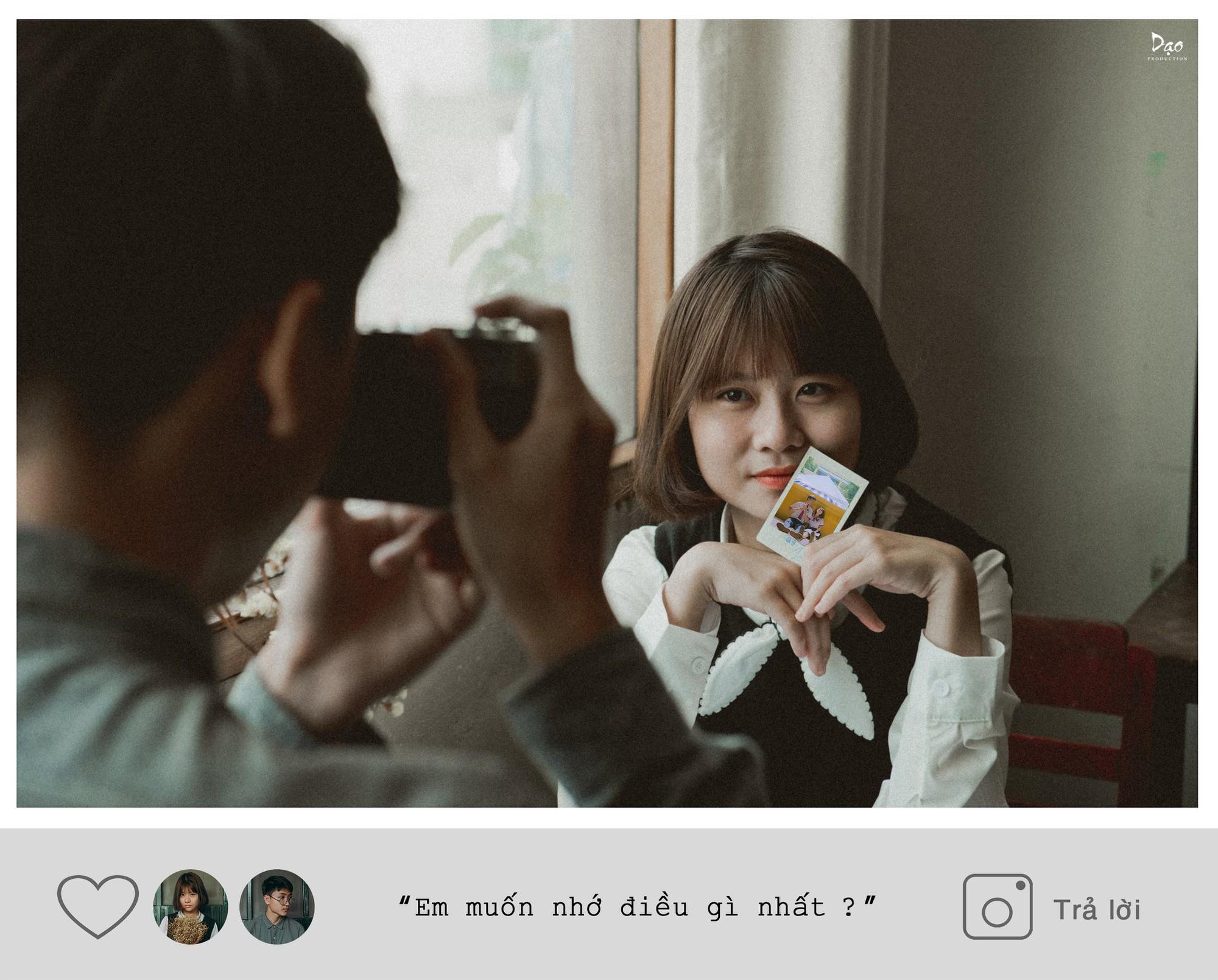 Bộ ảnh mới toanh của cặp đôi trường Trưng Vương từng được mến mộ nhờ mối tình chị em cực dễ thương - Ảnh 4.