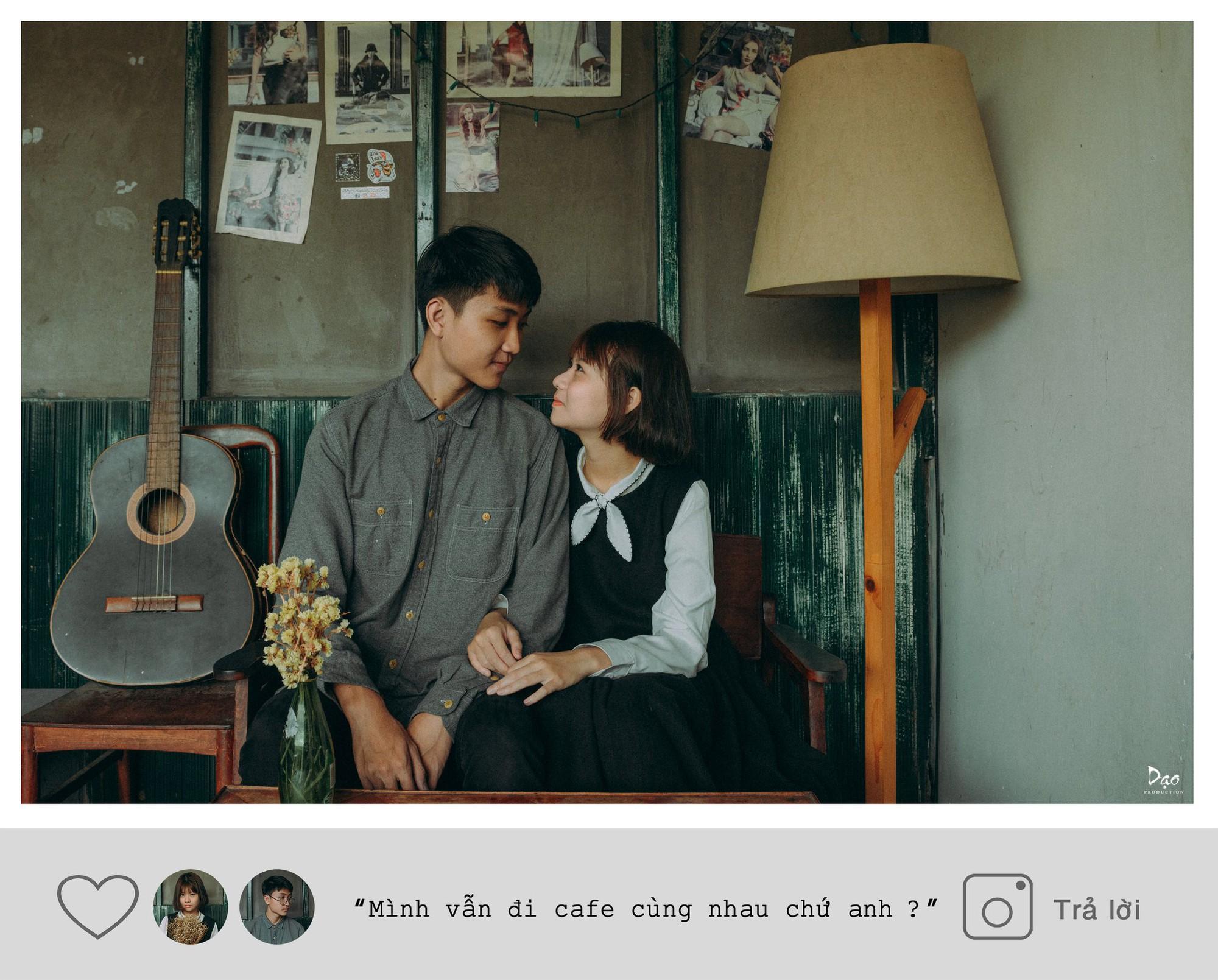 Bộ ảnh mới toanh của cặp đôi trường Trưng Vương từng được mến mộ nhờ mối tình chị em cực dễ thương - Ảnh 9.