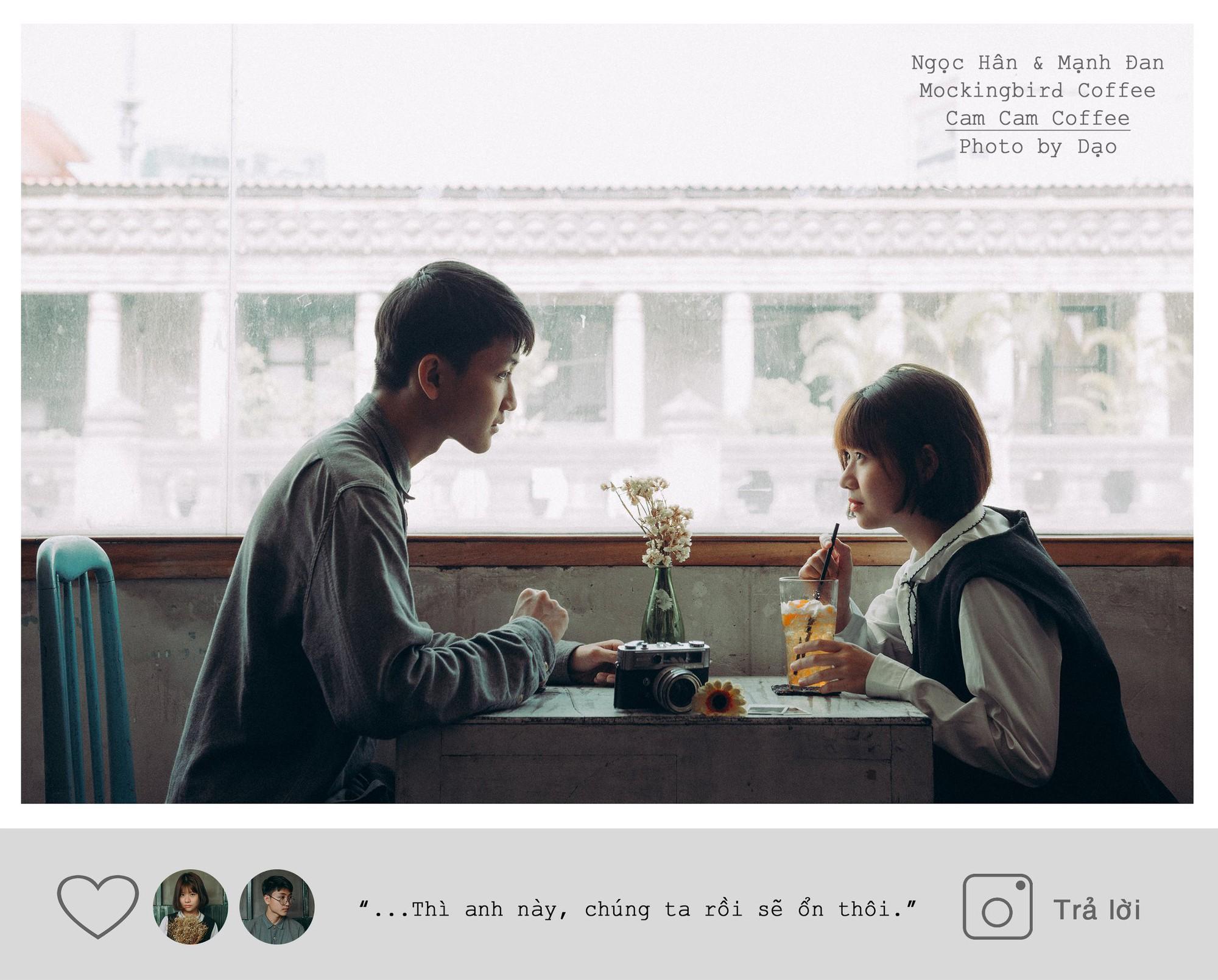 Bộ ảnh mới toanh của cặp đôi trường Trưng Vương từng được mến mộ nhờ mối tình chị em cực dễ thương - Ảnh 1.