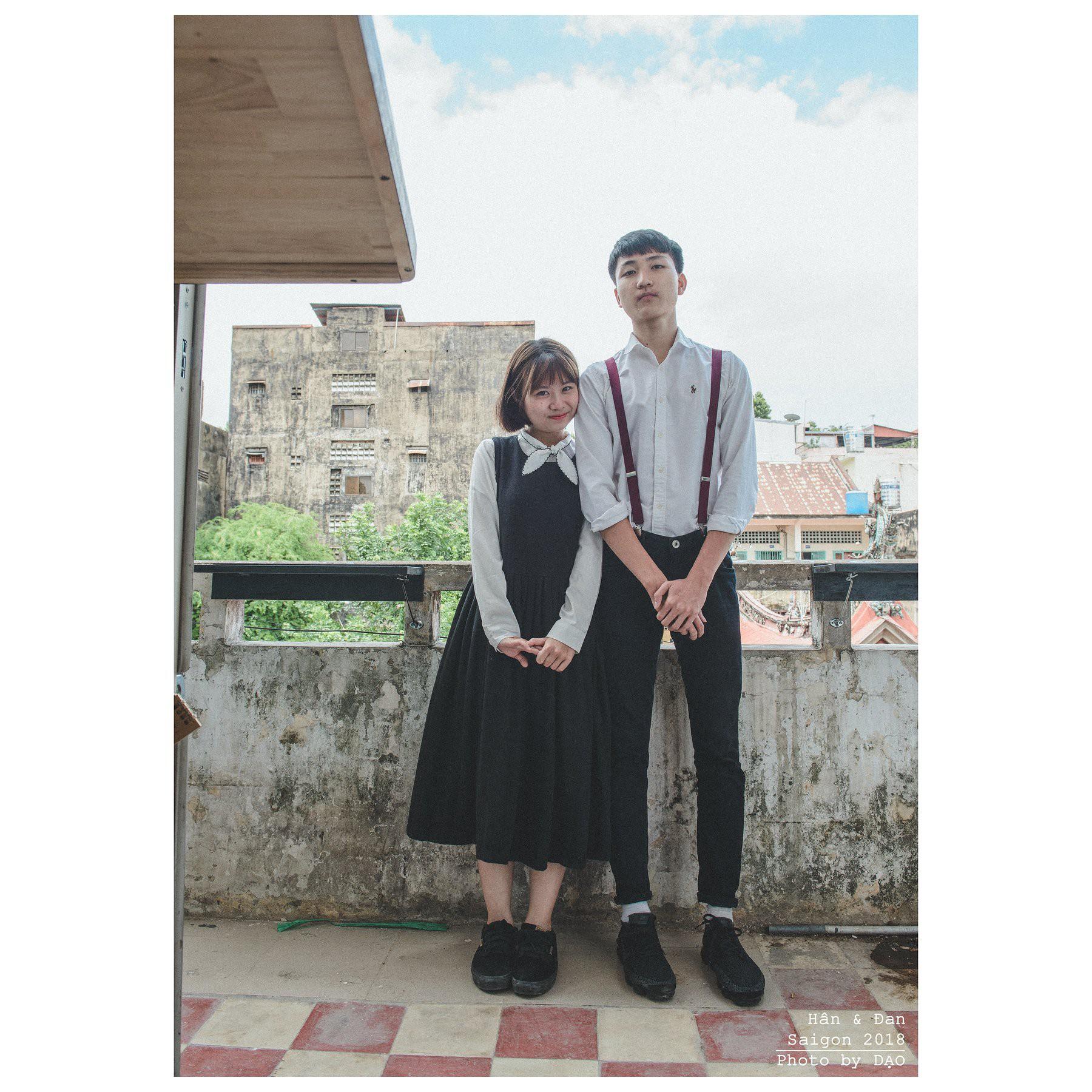 Bộ ảnh mới toanh của cặp đôi trường Trưng Vương từng được mến mộ nhờ mối tình chị em cực dễ thương - Ảnh 2.