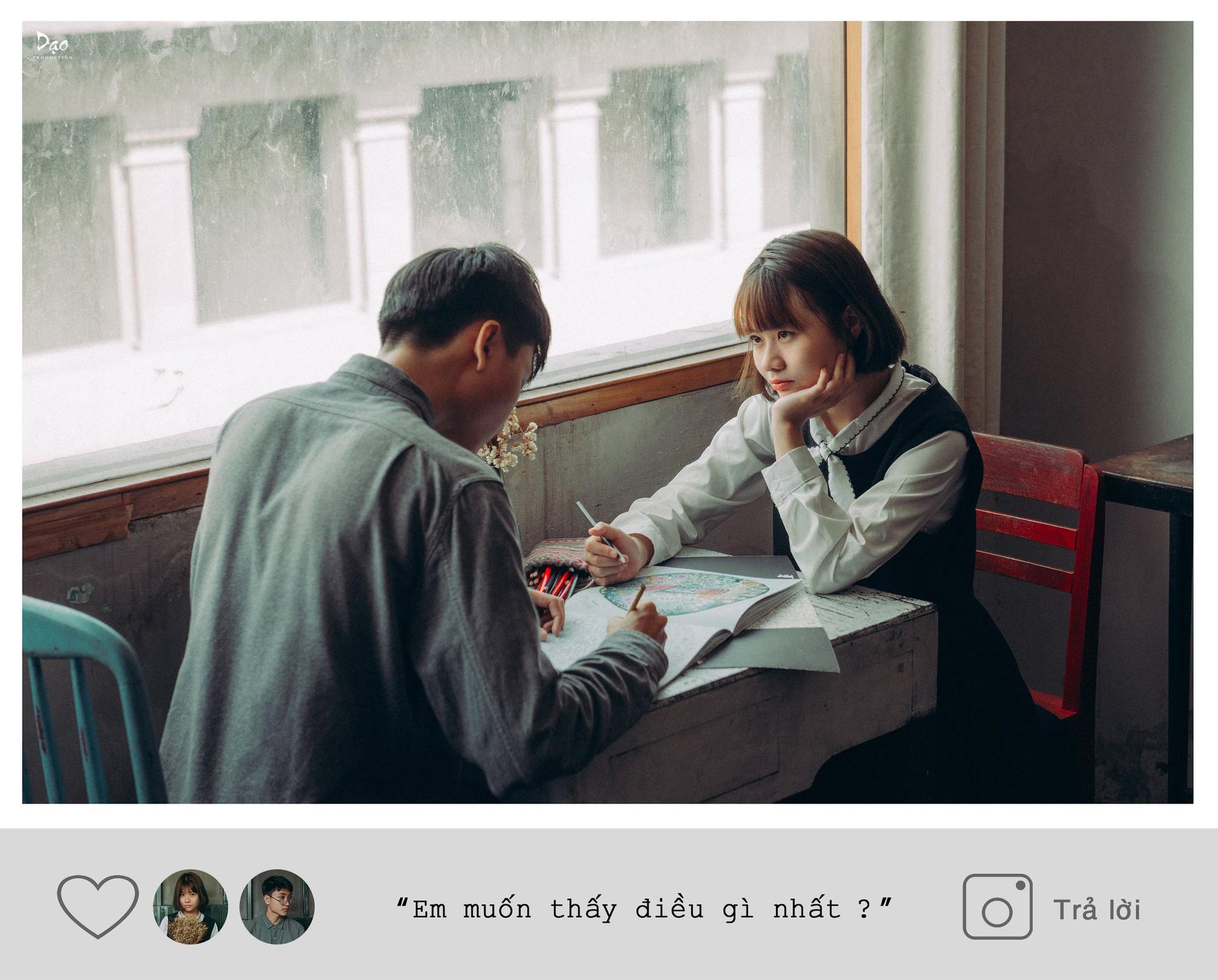 Bộ ảnh mới toanh của cặp đôi trường Trưng Vương từng được mến mộ nhờ mối tình chị em cực dễ thương - Ảnh 5.