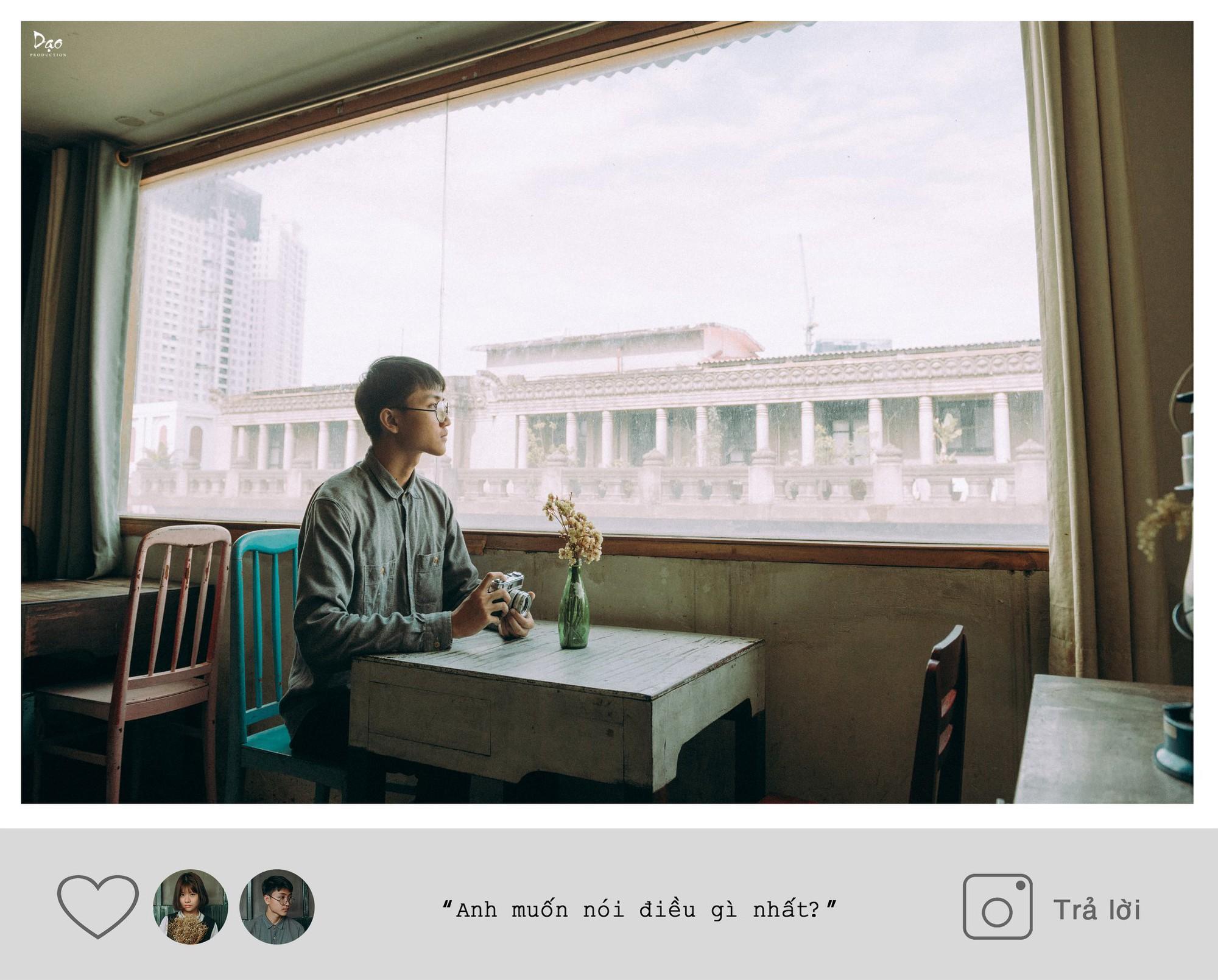 Bộ ảnh mới toanh của cặp đôi trường Trưng Vương từng được mến mộ nhờ mối tình chị em cực dễ thương - Ảnh 6.